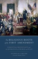 The Religious Roots of the First Amendment PDF