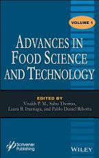 Advances in Food Science and Technology PDF
