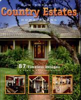 Dan Sater s Country Estates PDF