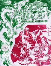 Pedang Kayu Harum: Pendekar Lembah Naga
