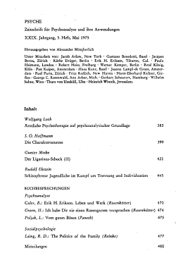 Psyche PDF