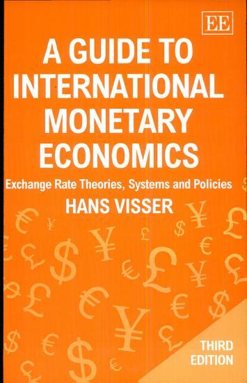 A Guide to International Monetary Economics  Third Edition PDF