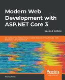 Modern Web Development with ASP  NET Core 3 PDF