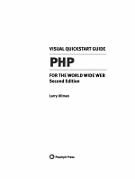PHP for the World Wide Web PDF