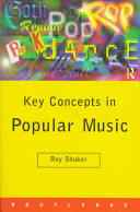 Key Concepts in Popular Music PDF