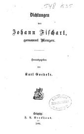Deutsche Dichter des sechzehnten Jahrhunderts: Band 15