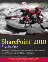SharePoint 2010 Six in One PDF
