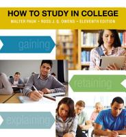 How to Study in College PDF