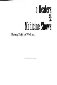 Mystic Healers & Medicine Shows