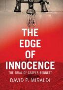 The Edge of Innocence Book