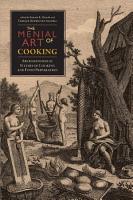 The Menial Art of Cooking PDF