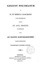 Lexicon Polybianum