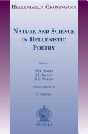 Download Nature and Science in Hellenistic Poetry Book