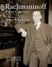 Piano Concerto No. 3 in Solo Version