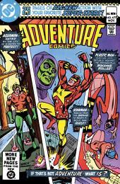 Adventure Comics (1938-) #477