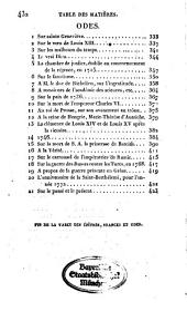 Oeuvres: Épitres, Volume13