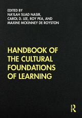 Handbook of the Cultural Foundations of Learning PDF