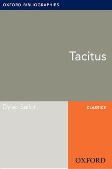 Tacitus  Oxford Bibliographies Online Research Guide PDF