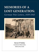 Memories of a Lost Generation PDF