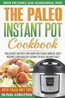 Paleo Instant Pot Cookbook Book