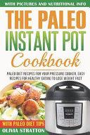 Paleo Instant Pot Cookbook