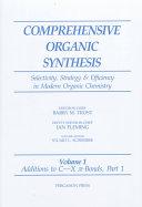 Comprehensive Organic Synthesis: Combining C-C[pi]-Bonds