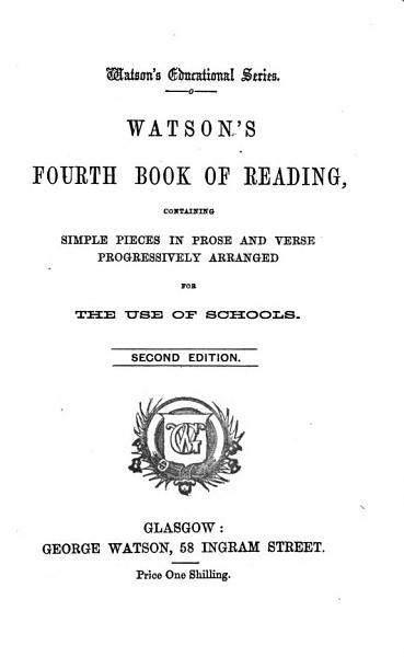 Watsons Book Of Reading Another