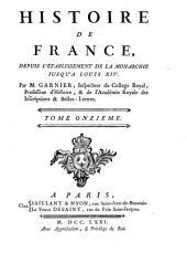 Histoire de France,: depuis l'établissement de la monarchie jusqu'au regne de Louis XIV.