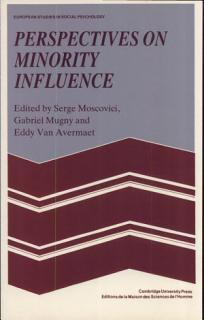 Perspectives on Minority Influence Book