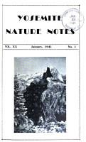 Yosemite Nature Notes PDF