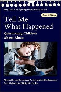 Tell Me What Happened Book