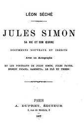 Jules Vallès: sa vie et son oeuvre : documents nouveaux et inédits