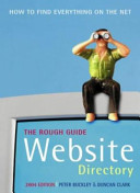 The Rough Guide Website Directory