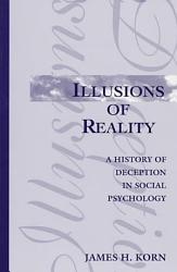 Illusions Of Reality Book PDF