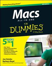 Macs All-in-One For Dummies: Edition 4