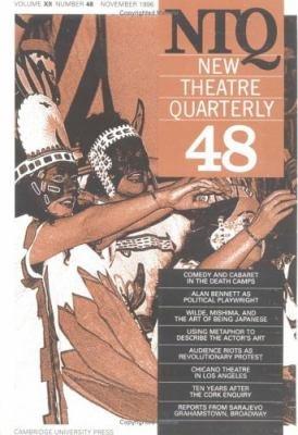 New Theatre Quarterly 48: Volume 12, Part 4