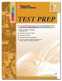 Test Prep  Grade 7 PDF