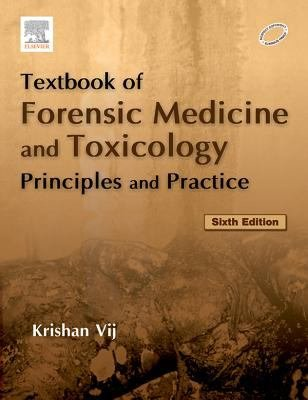 Textbook of Forensic Medicine   Toxicology  Principles   Practice   E Book PDF