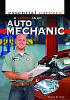 A Career as an Auto Mechanic PDF