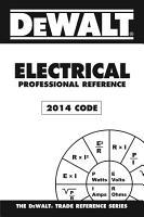DEWALT Electrical Professional Reference  2014 Edition PDF