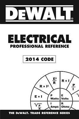 DEWALT Electrical Professional Reference  2014 Edition PDF