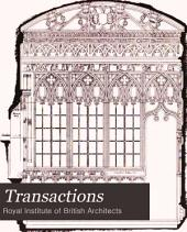 Transactions: Volumes 26-27