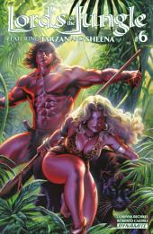 Lords Of The Jungle #6 (of 6)