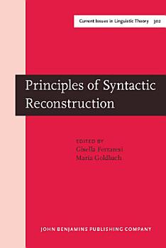 Principles of Syntactic Reconstruction PDF