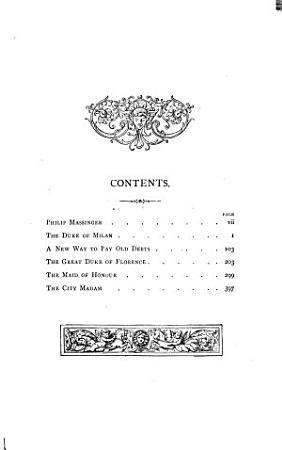 Philip Massinger PDF