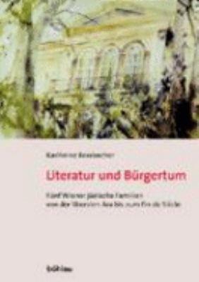 Literatur und B  rgertum PDF