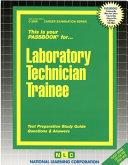 Laboratory Technician Trainee
