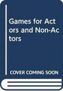 Games for Actors and Non actors PDF