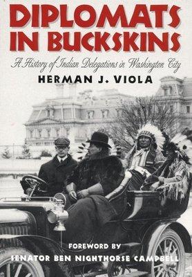 Diplomats in Buckskins PDF