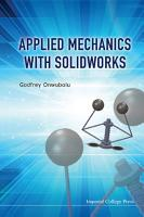 Applied Mechanics with SolidWorks PDF